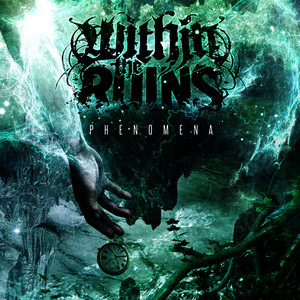 Albumcover Within The Ruins - Phenomena