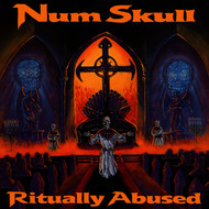 Albumcover Num Skull - Ritually Abused