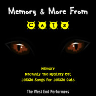 Albumcover The West End Performers - Memory & More from Cats