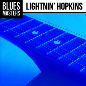 Albumcover Lightnin' Hopkins - Blues Masters: Lightnin' Hopkins