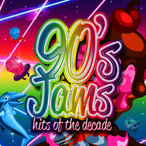 Albumcover Various Artists - 90's Jams! Hits of the Decade