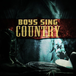 Albumcover Various Artists - Boys Sing Country