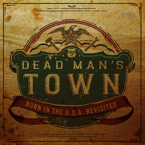 Albumcover Various Artists - Dead Man's Town: A Tribute to Springsteen's Born in the U.S.A