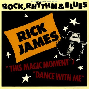 Albumcover Rick James - This Magic Moment/Dance With Me