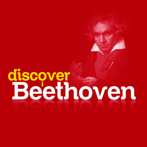 Albumcover Ludwig van Beethoven - Discover Beethoven