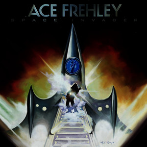 Albumcover Ace Frehley - Space Invader