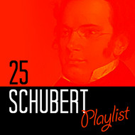 25 Schubert Playlist