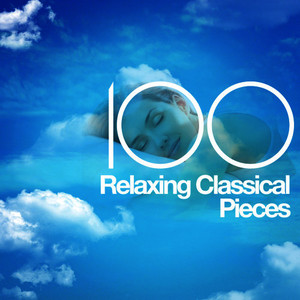 Albumcover Ludwig van Beethoven - 100 Relaxing Classical Pieces