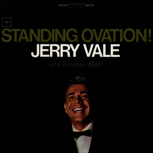 Albumcover Jerry Vale - Standing Ovation! (Live)