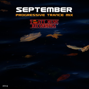 Albumcover Various Artists - September Progressive Trance Mix