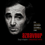 Albumcover Charles Aznavour - Sings in English - Greatest Hits