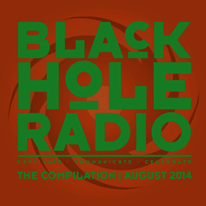 Albumcover Various Artists - Black Hole Radio August 2014