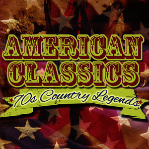 Albumcover Various Artists - 70's Country Legends - American Classics