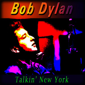 Albumcover Bob Dylan - Talkin' New York