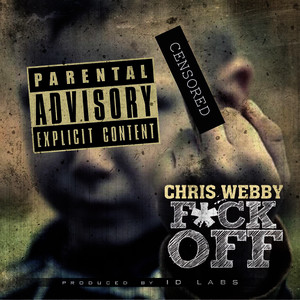 Albumcover Chris Webby - F*ck Off