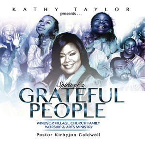 Albumcover Kathy Taylor & Windsor Village UMC - Spirit of a Grateful People