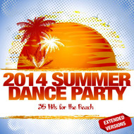 Albumcover Various Artists - 2014 Summer Dance Party
