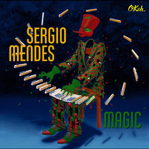 Albumcover Sérgio Mendes - Magic