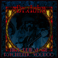 Albumcover Dr John - High Priest of Psychedelic Voodoo
