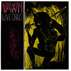 Albumcover YAWN - Love Chills