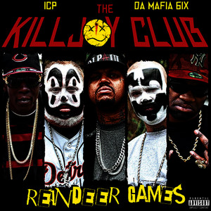 Albumcover The Killjoy Club - Reindeer Games