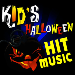 Albumcover Various Artists - Kid's Halloween Hit Music