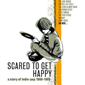 Albumcover Various Artists - Scared to Get Happy