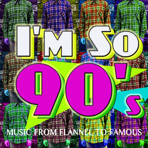 Albumcover Various Artists - I'm so 90's! Music from Flannel to Famous