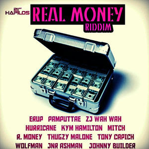 Albumcover Various Artists - Real Money Riddim