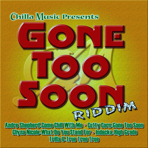 Albumcover Various Artists - Gone Too Soon Riddim