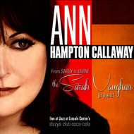 Albumcover Ann Hampton Callaway - From Sassy To Divine: The Sarah Vaughan Project