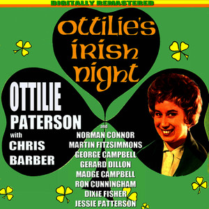 Albumcover Ottilie Patterson, George Campbell, Gerard Dillon - Ottilie's Irish Night Remastered