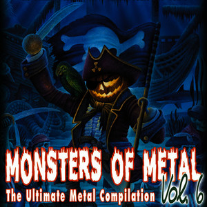 Albumcover Various Artists - Monsters of Metal Vol. 6