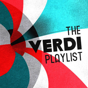 Albumcover Giuseppe Verdi - The Verdi Playlist