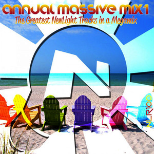 Albumcover Various Artists - Annual Massive Mix 1
