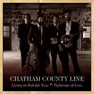 Albumcover Chatham County Line - Living in Raleigh Now - Single