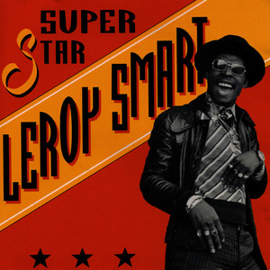Albumcover Leroy Smart - Superstar