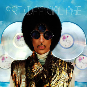 Albumcover Prince - ART OFFICIAL AGE