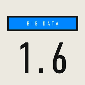 Albumcover Big Data - 1.6