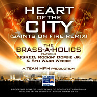 Albumcover Brass-A-Holics - Heart of the City