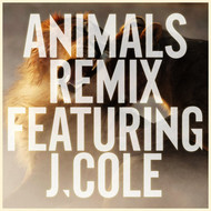 Albumcover Maroon 5 / J. Cole - Animals (Remix)