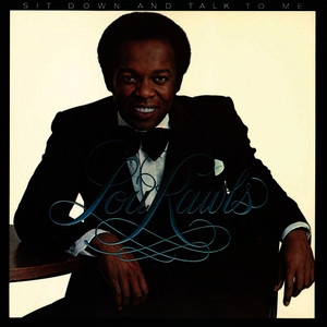 Albumcover Lou Rawls - Sit Down and Talk to Me