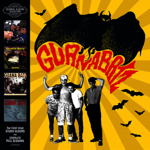 Albumcover Guana Batz - Original Albums and Peel Sessions Collection