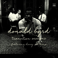 Albumcover Donald Byrd - Donald Byrd. Transition Sessions. Byrd's Eye View / Watkins at Large / Byrd Blows at Beacon Hill