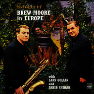 Albumcover Brew Moore - Brew Moore in Europe. Svingtet 14'