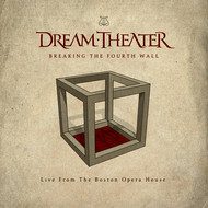 Albumcover Dream Theater - Breaking The Fourth Wall