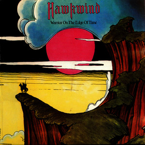 Albumcover Hawkwind - Warrior on the Edge of Time