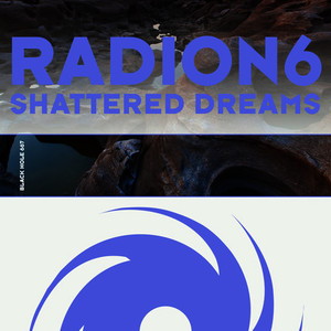 Albumcover Radion6 - Shattered Dreams