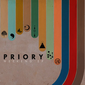 Albumcover Priory - Weekend EP