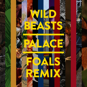 Albumcover Wild Beasts - Palace (Foals remix)